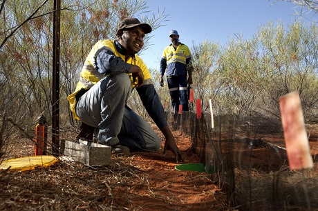 Newmont has a number of community initiatives, including a pre-vocational program and working with the Traditional Owners.