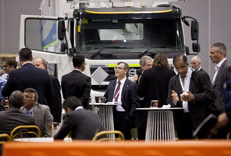 The International Mining and Resources Conference attracts thought leaders from all areas of the mining industry.