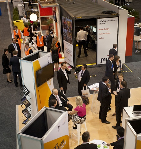 This year's exhibition has some new features, including the CSIRO-sponsored Innovation Alley and a dedicated junior mining hub marketplace.