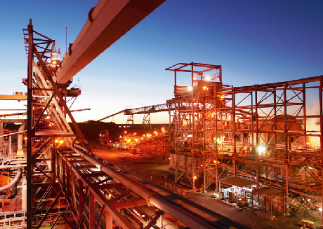Olympic Dam is Australia's largest underground mine, producing copper, uranium, gold and silver. Image: BHP Billiton.