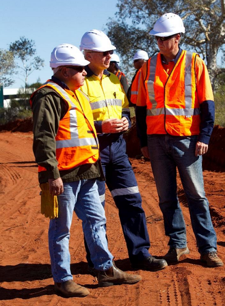 Gold Road received four mining awards in 2014 and 2015 for excellence in exploration.
