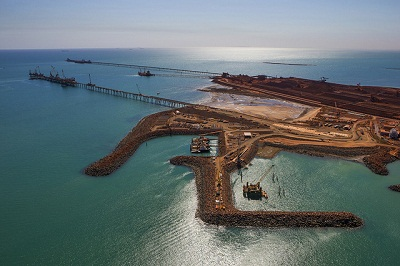 Iron ore earned Australia more than $75 billion in exports in 2014. Image: Rio Tinto.