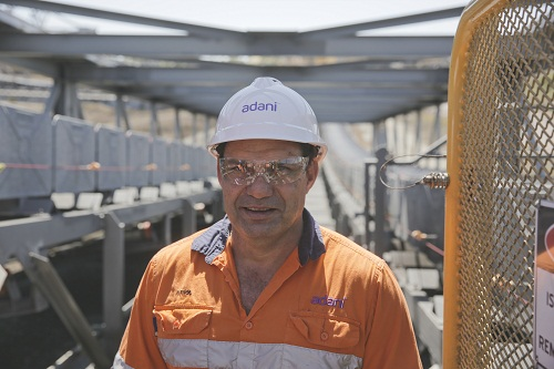 Adani estimated the mine, rail and port project would generate more than 5000 jobs at the peak of construction and more than 4500 jobs at the peak of operation.