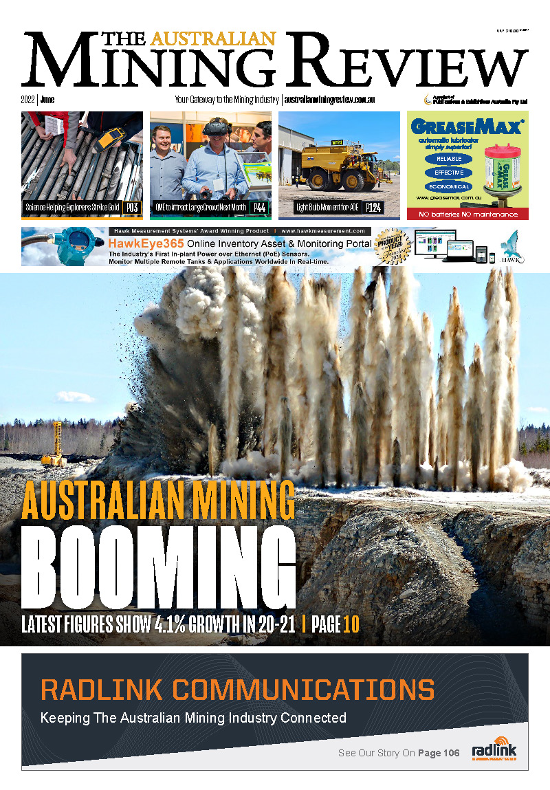 The Australian Mining Review: Previous Edition